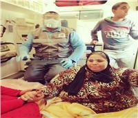 انفراد| متحدث الصحة: نقل «عزيزة» لمستشفى دار الشفاء لبدء علاجها..صور