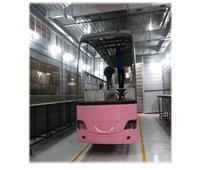 وزير قطاع الأعمال العام يستعرض خطة تطوير الشركة الهندسية للسيارات
