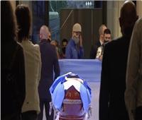 بث مباشر| وداع بالدموع من الشعب الأرجنتيني لمارادونا