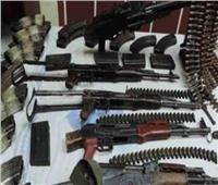الأمن العام يضبط 24 قطعة سلاح و139 قضية مخدرات