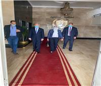 وزيرة الصحة تهنئ محافظ بورسعيد لاختياره أفضل محافظ بالوطن العربي