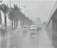 الأرصاد تحدد خريطة جديدة للأمطار مدتها 6 أيام