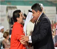 الأولمبياد الخاص ناعيا مارادونا: خسارة كبيرة للكرة العالمية