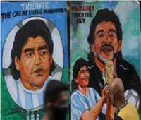 أساطير البرازيل يودعون مارادونا بكلمات مؤثرة