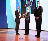 وزيرة الصحة: الرئيس السيسي يدعم المنظومة الصحية بشكل غير محدود