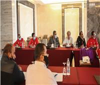تفاصيل الاجتماع الفني لمباراة الأهلي والزمالك في نهائي إفريقيا 