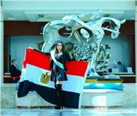 ملكة جمال مصر للمراهقات: المسابقات الدولية خير دعاية للسياحة| فيديو