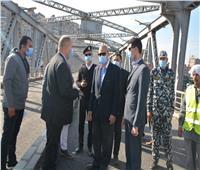 محافظ القليوبية: افتتاح كوبري «كفر الجزار» بعد تطويره.. السبت