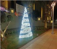 فنادق الغردقة تتزين لأعياد الكريسماس .. صور