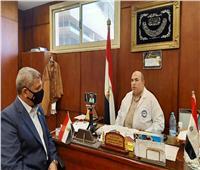 مدير تنفيذى معهد الكبد: خدمات طبية فائقة على مستوى الشرق الأوسط