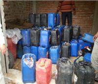 «تموين الإسكندرية»: ضبط 500 لتر سولار مدعم قبل الاتجار بها