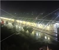 أمطار غزيرة على مدينة رأس البر بدمياط.. فيديو
