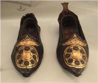 حكاية صورة.. حذاء من الجلد عمره 1500 عام