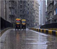 الأرصاد توضح خريطة سقوط الأمطار على المحافظات الجمعة 27 نوفمبر
