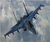 مقاتلات روسية تتزود بالوقود في الجو على سرعة 500 كيلومتر