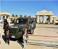 تعزيزات أمنية بمحيط ستاد القاهرة قبل مباراة الأهلي والزمالك