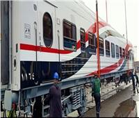 وصول دفعة جديدة من عربات القطارات الروسية| صور
