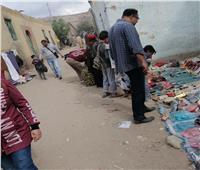 سوق الجمعة في آخر محطة قبل الانتقال لـ «التونسي».. صور
