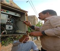 استمرار أعمال النظافة ورفع القمامة وصيانة الكهرباء بالإسماعيلية
