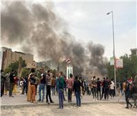 حظر تجوال جنوب العراق بعد مقتل 4 في صدامات بين معارضين وآخرين