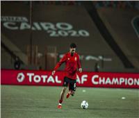 ياسر إبراهيم: تحقق الحلم.. والأهلي الآن في كأس العالم للأندية