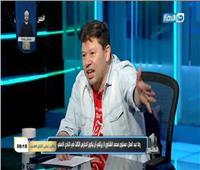 شاهد.. مشادة ساخنة بين رضا عبدالعال ومروان محسن على الهواء 