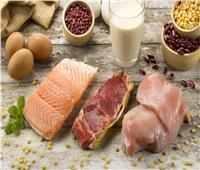 دراسة  حمية البروتين تساعد في حرق الدهون بشكل سحري