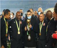 موسيماني عقدة الزمالك في دوري الأبطال