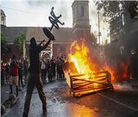 تظاهرات ضخمة في تشيلي تطالب باستقالة الرئيس.. فيديو