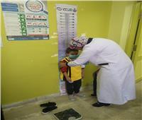 فحص 206,164 طالب ضمن المبادرة الرئاسية لعلاج أمراض سوء التغذية بالبحيرة