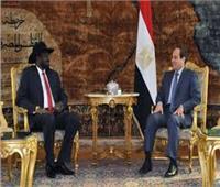 تعرف على أهم مجالات التعاون بين مصر وجنوب السودان