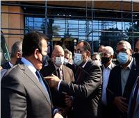 رئيس الوزراء: ضرورة الانتهاء بأقصى سرعة من تأهيل مباني المعهد القومي للأورام..صور