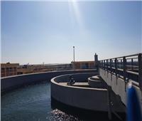 وفد وزارة التخطيط يتفقد المشروعات الجاريتنفيذها في دمياط