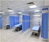 كل ماتريد معرفته من أعمال تطوير مستشفى الاستقبال والطوارئ بجامعة القاهرة