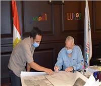 إعداد المخطط الإستراتيجي لـ 3 قرى بالأقصر