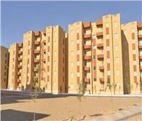 سكان عزبة الهجانة يتسلمون شققهم بمدينة «أهالينا»