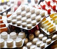 ضبط 2283 عبوة أدوية لعلاج أمراض القلب والضغط منتهية الصلاحية