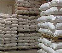 ضبط 13 طن ملح طعام مجهولة المصدر