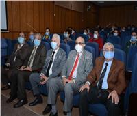 """رئيس جامعة طنطا : """"المواطنة"""" الضمانة الحقيقية لإستقرار الدول وتقدمها"""