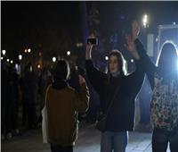 المتظاهرون يبدأون في مغادرة ساحة الباستيل وسط باريس
