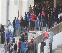«إطلاق قنابل» في أحداث شغب بين جماهير فريقين بسوريا