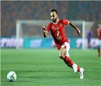 أفشة: لقب أحسن لاعب جاء بسبب الهدف القاتل