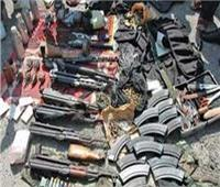 ضبط 40 قطعة سلاح بمنازل أنصار «نواب أسيوط»