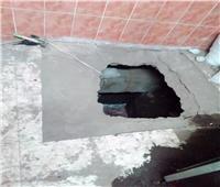 مصرع شخص في انهيار بئر آثار.. وضبط شخصين بأسيوط |صور