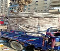 حملات مكثفة لمواجهة محاولات تشويه «شبرا الخيمة»