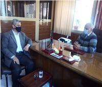 رئيس الإدارةالمركزيةبجامعة المنوفية: نعمل بسياسة «خارج الصندوق»