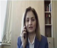 إيزيس حافظ: انتهاء حملة مناهضة العنف ضد المرأة 10 ديسمبر