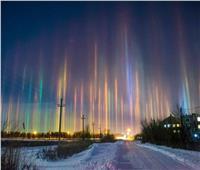 «أعمدة الضوء»..أواخر نوفمبر وطوال فصل الشتاء 2020