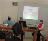 الثقافة تنظم ندوة لأهالي الأسمرات عن «مناهضة العنف ضد المرأة»