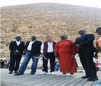 الاتفاق على إنشاء 3 مزارع مصرية نموذجية مشتركة بجنوب السودان.. صور